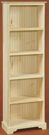image of Pine Lancaster Bookshelf
