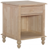 image of Parawood Cottage End Table with Doors
