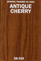 Antique Cherry Oil Base Stain manufactured by General Finishes