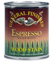 Genral Finishes Water Based Wood Stains